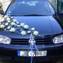 "Noma-Auto dekors ""Zaļie ziedi"""