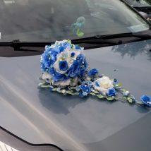 """Noma-Auto dekors """"Ziedu bumba"""""""