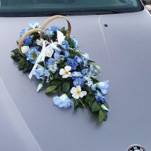 """Noma-Auto dekors """"Zilā noskaņa """""""